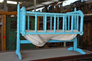 Doll cradle by lawout16