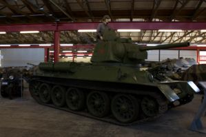 T34 by bookscorpion