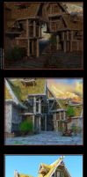 homes over day by mynorthshadow