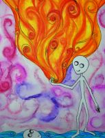 I give you fire by Sijah