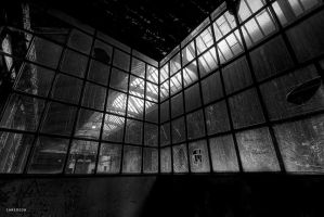 Glass Enclave by AbandonedZone