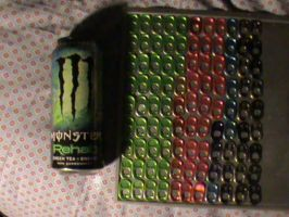 99 monster tabs under my belt by A51an-pwn3
