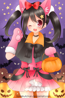 Halloween Nico by Hazelnutchan