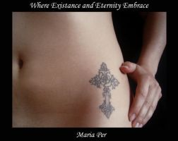 whereexistance+eternityembrace by mariaper
