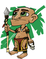Tribal Mon by Manda-of-the-6