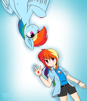 Two Dash  by ranban