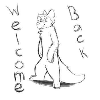 Welcome Back! by Shadowclaw03