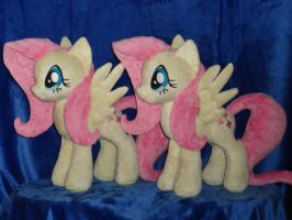 Never Enough Fluttershy by WhiteDove-Creations
