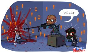 The Lil' Heisters - Woops... by Sodano