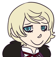 Alois by cedarwaxwing