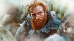 Tormund Giantsbane by muratgul