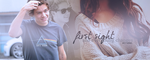 First Sight - FANFICTION BANNER by Lens1D