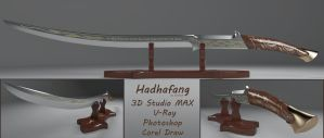 Hadhafang by schaten