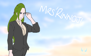 Bleach OC Mrs' Rinnoji by WorldAngel
