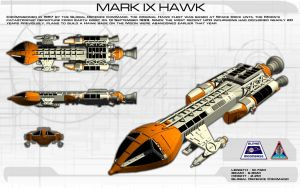 Mk IX Hawk ortho [new] by unusualsuspex