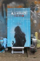 Assassin's Creed by PouicA