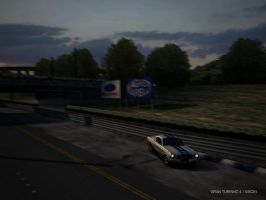 GT4- Shelby Mustang Drift 2 - Cool by Shroomkin