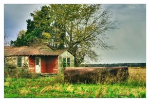 Abandoned - HDR by lokefana