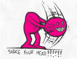Shake your head by Nedelja