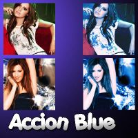 AccionBlue by Aplaceinthisworld