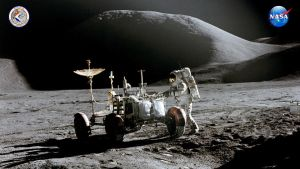Apollo 15 Wallpaper by TimelineAndWallpaper