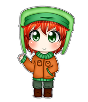 Chibi Kyle by RocstanLove