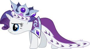 Princess Platinum Vector by scrimpeh