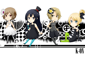 K-On by sayukino