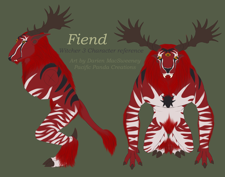 Fiend Version 2 by PacificPandaCreation