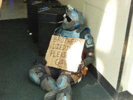 PAX Prime - Bums of War by VideoGameStupid