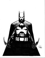 Batman Commission 2 by Roger-Robinson