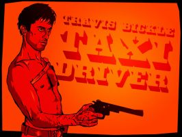 Travis Bickle by dougans