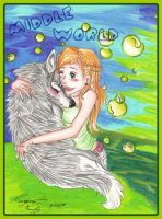 graphic novel book cover by Angelic1994Demon