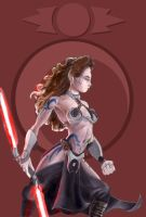 Dark Lady of the Sith by ursus327