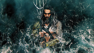 AQUAMAN by Davian-Art