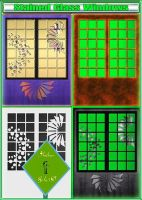 Stained Glass Windows by Gala3d