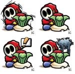 Shy Guy by Canuklehead