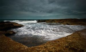 South Coogee Storm Surge by HarryZero