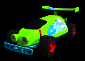 RC Car by Novum-Semita