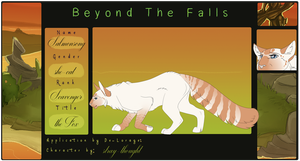 :BTF: Salmonsong the Fox by stray-thought