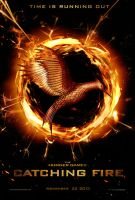 The Hunger Games 2 - Catching Fire Poster by marty-mclfy