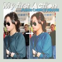 Photoshop action 1 by ANGOOY