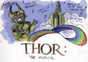 Thor 2: The Musical by VanHinck