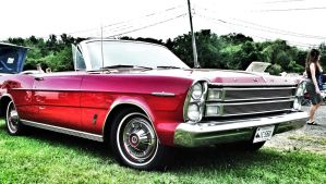 1965 Ford Galaxie Convertible by Marissa1997