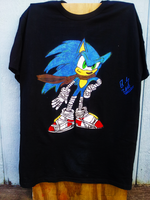 SPOILERS! SONIC BOOM SHIRT B.S. 2014 EDITION! by shadowbane2009