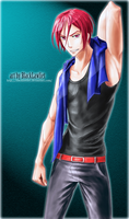 Rin Matsuoka. Free! 2 by BlackLawliet