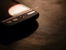 HTC Desire by brightstyle