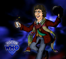 Fourth Doctor by 94cape69