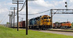 GP40X 3036 Eola, 8-30-10 by eyepilot13