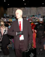Agent 47 by ArcaneArchery
